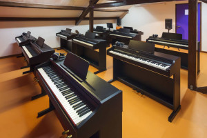 Keyboard Room
