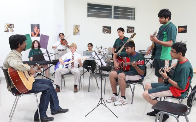 Added Benefits To Attending Music School