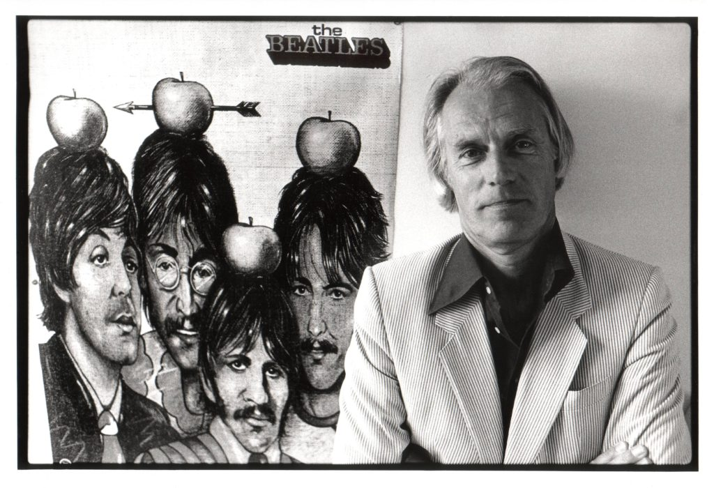 Record Producer - George Martin