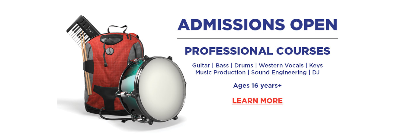 Professional Music Courses
