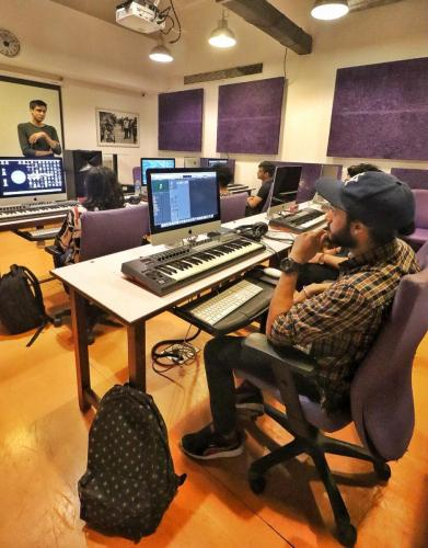 Music Production Lab